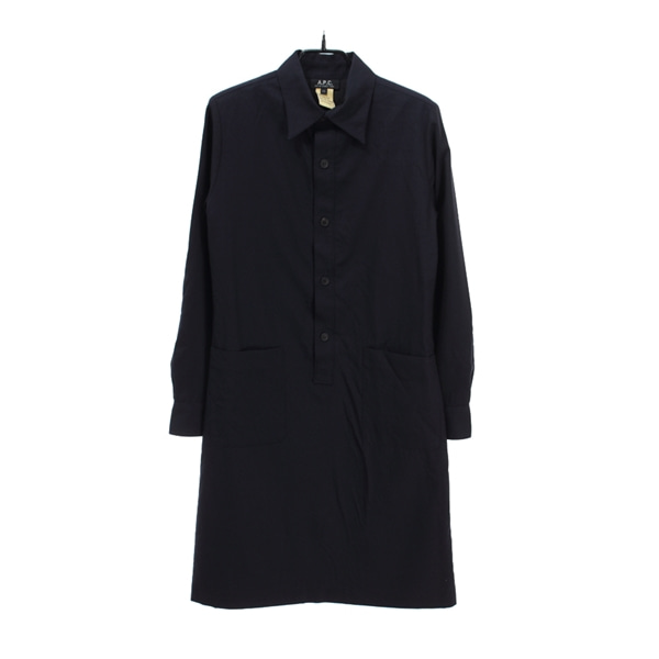 [A.P.C]   레인울100% 원피스( MADE IN FRANCE )[SIZE : WOMEN M]