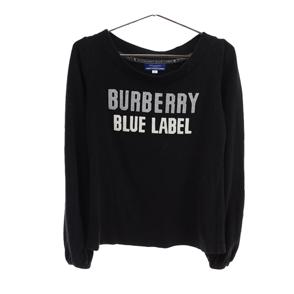 [BURBERRY]  BLUE LABEL 코튼 롱슬리브[SIZE : WOMEN S]