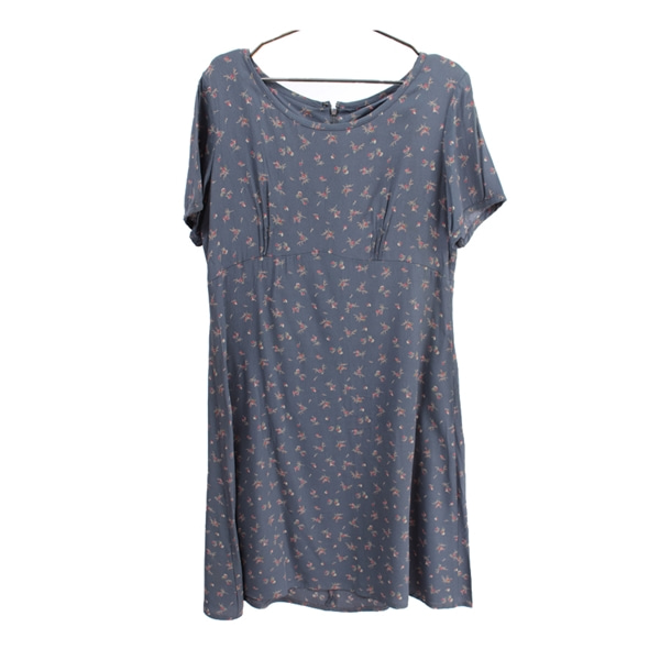 [LAURA ASNLEY]   레이온 원피스( MADE IN U.K )[SIZE : WOMEN M]