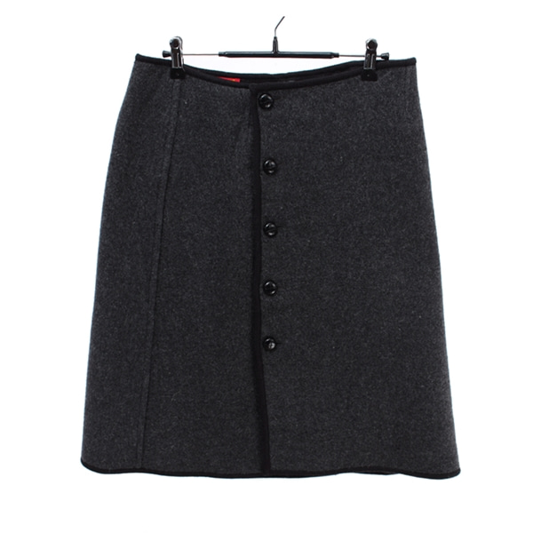[YORKLAND]   울혼방 스커트( MADE IN JAPAN )[SIZE : WOMEN 30]