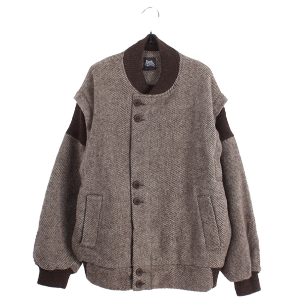 [RUSK FINCH]   울 혼방 재킷( MADE IN NEW ZEALAND )[SIZE : MEN L]